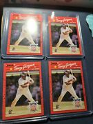 Tony Gwynn Rookie Cards I Have 4 Of Them 500 For Each One