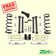 5 F And R Suspension Lift Kit For Dodge/ram Ram 1500 Mega Cab 4wd Gas 2008 Zone