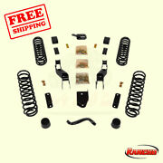 Suspension Lift Kit For 2010-2014 Jeep Wrangler Unlimited Sport 4wd Rancho