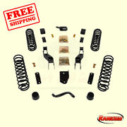 Suspension Lift Kit For 2007-2014 Jeep Wrangler Unlimited Sahara 4wd Rancho