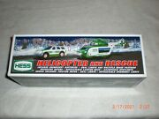 2012 Hess Trucks Helicopter And Rescue