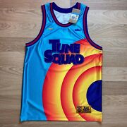 New With Tags Nike Space Jam Toon Squad Lebron James Nba Jersey Size M Medium