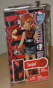 Monster High Doll Toralei Fashion Pack Clothing And Accessories Mip 2011 W9126