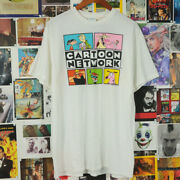 Vintage Cartoon Network T Shirt Adult Large Dexter Cow And Chicken Y2k