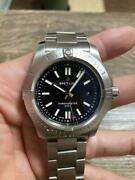 Auth Breitling Watch Colt Automatic 44 F/s