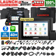 Launch X431 Pad3 V2.0 Tablet Scanpad All System Diagnostic Scanner Bidirectional