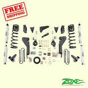 8 F And R Suspension Lift Kit Fits Dodge Ram 2500 4wd Diesel 2003-2007 Zone