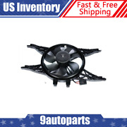 Ac Delco 15-80909 Radiator Cooling Fan Assembly 7 Blade For 03-06 Chevy Ssr New