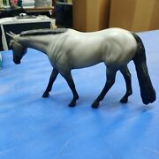 Peter Stone Horse Grey Thoroughbred Signed Exc Circa '99