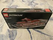Lego Architecture Robie House 21010 New In Sealed Box
