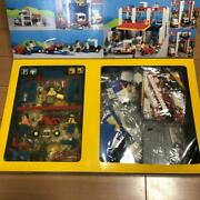 Lego 6394 Town Metro Park And Service Tower Vintage