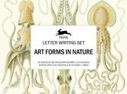 Art Forms In Nature Letter Writing Set By Pepin Van Roojen 9789460094828
