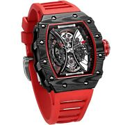 Luxury Skeleton Watch Automatic Mechanical Watches For Men Creative Fashion