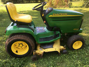 John Deere Gx255 Garden Tractor- Delivery Available