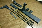 Craftsman Base 808115d Copy Crafter 13 Sears Wood Lathe Tube Bed With Extras