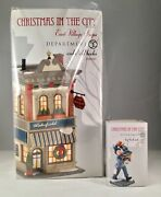 Dept 56 Wakefield Books + Best Book Sale Ever Lot Of 2 Cic D56 Brand New