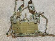 Eagle Industries Low Profile Special Chest Rig V.2 Multicam Socom Seal Nsw