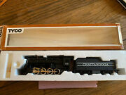 Tyco Chattanooga Steam Engine And Tender 638 Ho Scale