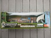 Motorworks P-40 Warhawk Plane 118 New And Sealed 21st Century, Ultimate Soldier