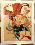 Spring Giclee Art Print By James Jean Signed 759/777 Sold Out