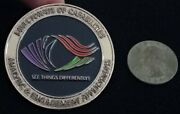 Rare Director Of Capabilities Nsa National Security Agency Intel Challenge Coin