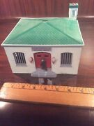Bachman Plasticville - Pd-3 Police Department - Station Model Train 1618