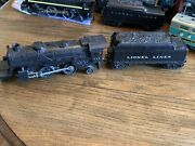Lionel O Gauge 242 And 242t Locomotive And Tender