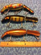 Drifter Tackle Co The Famous Believer 10 Musky Fishing Lure Pike Muskie Lot- 3
