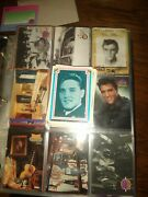 The Elvis Complete Collection The Cards Of His Life + Elvis Facts 700+ Complete