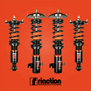 For 14-19 Subaru Forester Sj Riaction Coilovers 32 Way Adjustable Coilovers