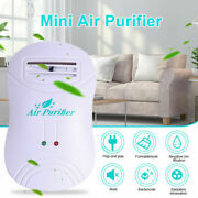 4pcs Plug In Air Purifier Negative Ion Generator Air Cleaner Ionizer For Home