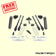 6 4 Link System W/ Shocks For Ford F250 4wd 2017 Fabtech