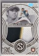 2019 Epoch Shohei Ohtani Nippon-ham Pitcher Patch Card Limited To 11 From Japan