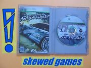 Need For Speed Most Wanted - Platinum Hits - 2005 - Cib - Xbox 360 Microsoft