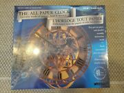 Wrebbit The All Paper Working Clock Peace Tower 3d Model Kit New Sealed Puzzle