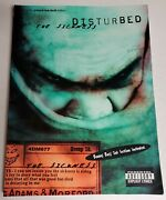 Disturbed The Sickness Guitar And Bass Tab Tablature Songbook Sheet Music Book