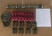 Small Block Chevy Hydraulic Roller Cam, Lifters, Rocker Arms And Timing Chain