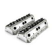 Speedmaster Pce281.2009 Assembled Angle Cylinder Heads For Chevy Small Block 350