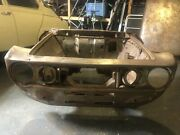Alfa Romeo 1974 Gtv Front Nose And Firewall