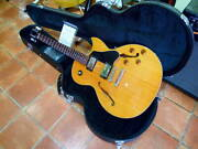 Used 2010s Violet Moon Version-s Nat Mij Hollow / Semi Hollow Hh 2.95kg W/ohsc