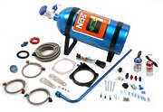 Nitrous Oxide Systems 105mm Ls Nos Plate Kit For Cable Throttle Body 05162nos