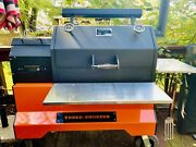 Yoder Ys640 Competition Smoker Grill Extras 3700