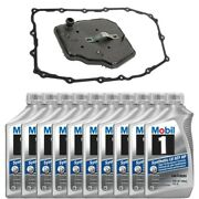Acdelco 8l90 Transmission Service Kit Mobil1 Fluid For 15+ Chevy/gmc Trucks/suvs