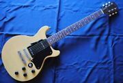 Gibson Les Paul Special Double Cataway Faded Tv Yellow 2005 Used Electric Guitar