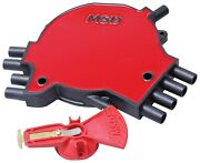 Distributor Cap And Rotor Kit Msd Ignition 8481