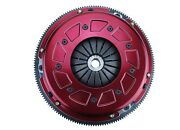 Fits Mustang Pro Street Dual Disc Metallic Clutch System Ram Clutches 60-2245n