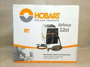 Hobart Airforce 12ci Plasma Cutter With Built-in Air Compressor - 500564