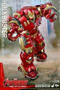 Hot Toys Avengers Age Of Ultron Hulkbuster Deluxe Version 1/6th Scale