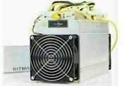 Bitmain Antminer L3+ With Apw 3+ + Power Supply Scrypt Ltc Doge 504 Mh/s 220v