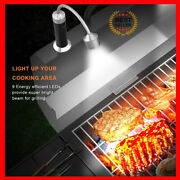Grill Light Bbq Led Magnetic Lights Base Bright Outdoor Super Lamp Flexible 360